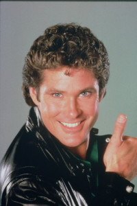 Hasselhoff is German for Awesome.